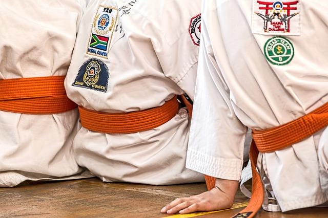 Czy warto ćwiczyć karate?