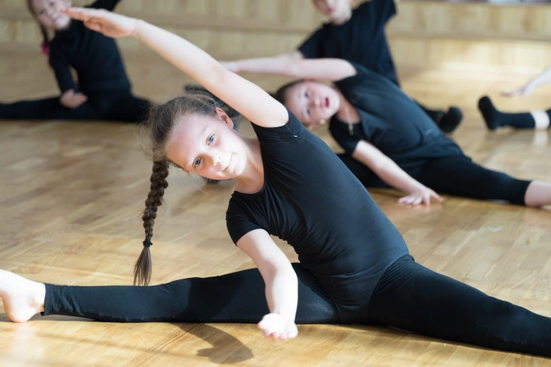 Ćwiczenie z dzieckiem